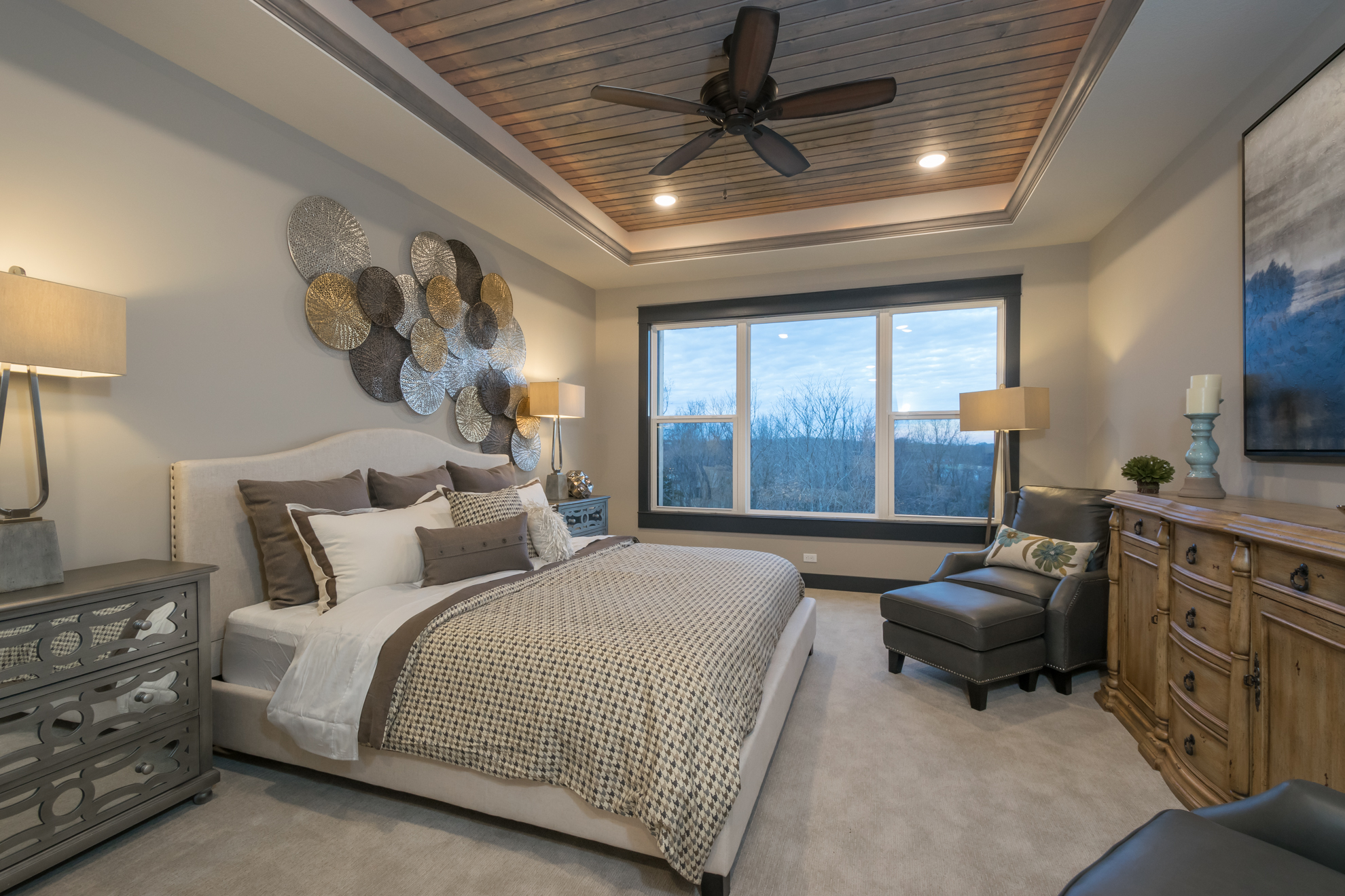 New Home Bedroom Columbia MO