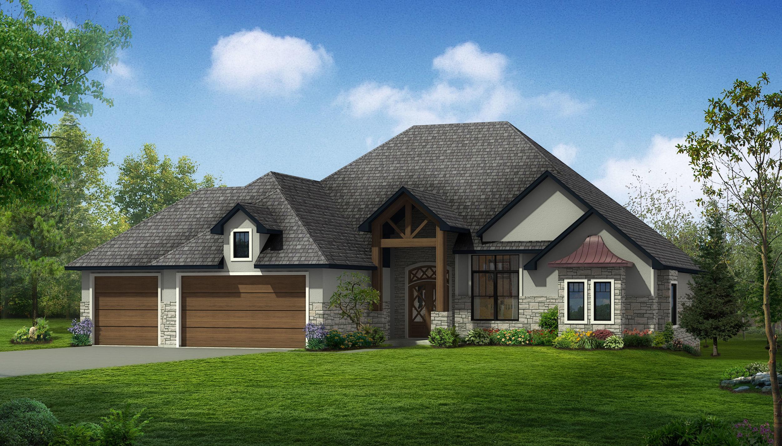 Faith Floor Plan New Homes Columbia MO Girard Homes
