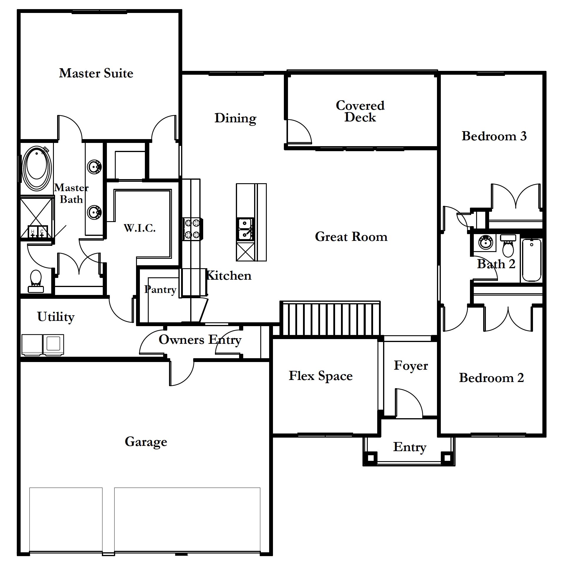 Breckenridge Lot 129 Model Leaseback Girard Homes