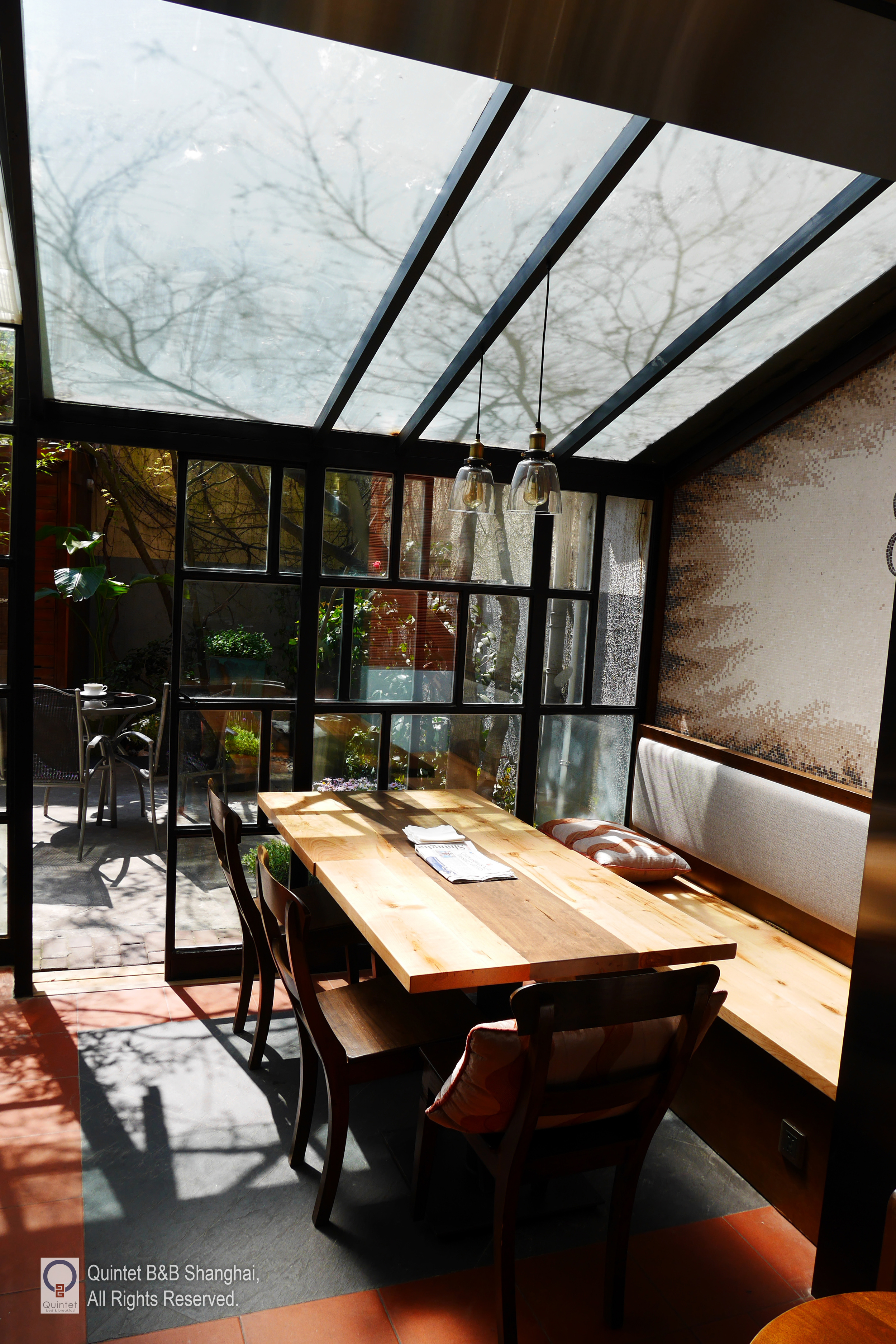 Shanghai Quintet bed and breakfast_Private Kitchen 808 (3).JPG