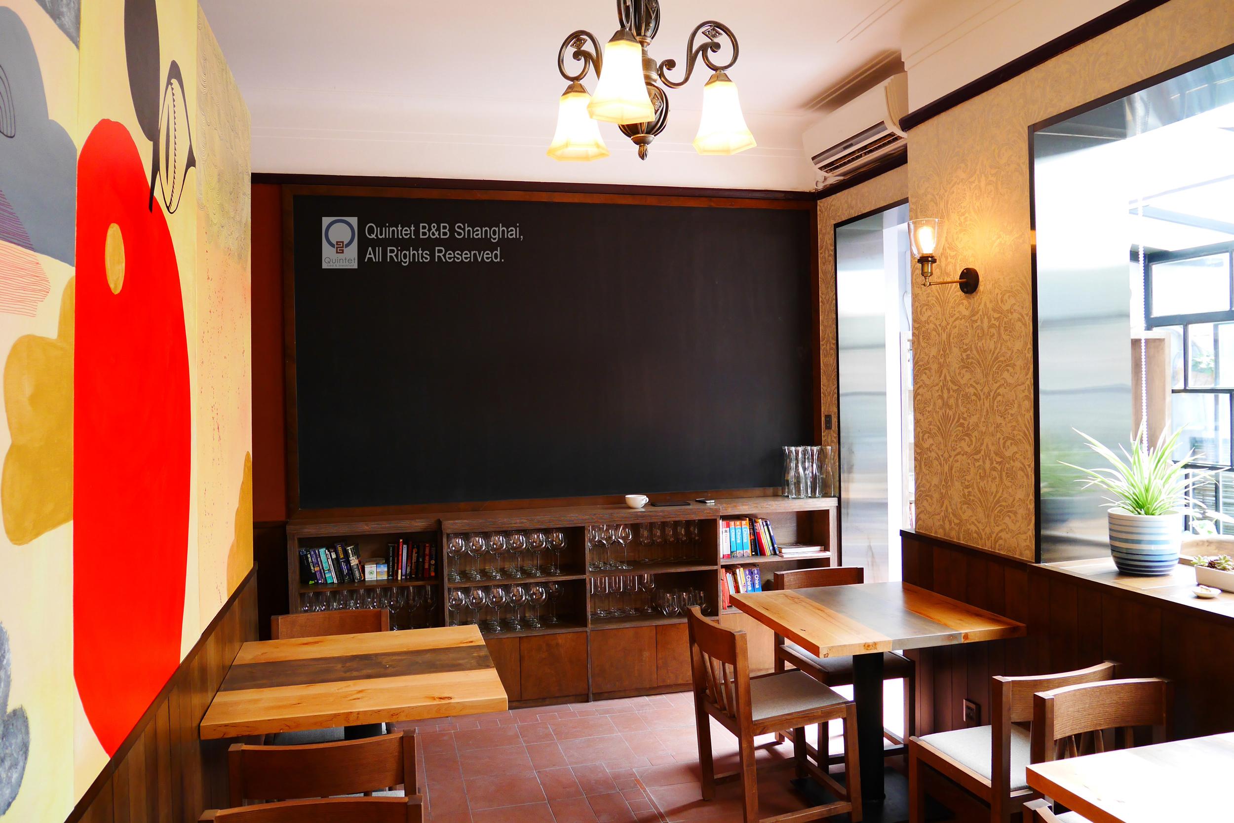 Shanghai Quintet bed and breakfast_Private Kitchen 808 (4).JPG