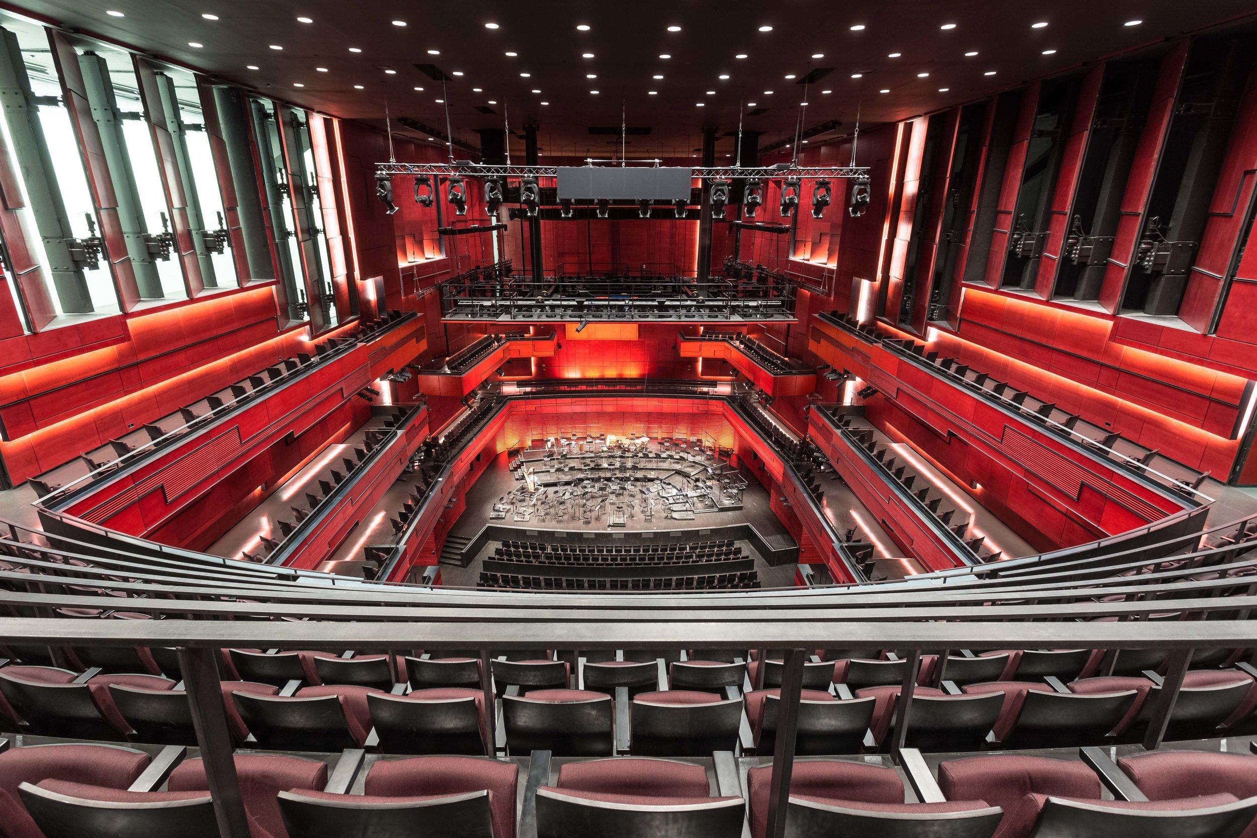 Harpa - Eldborg Concert Hall