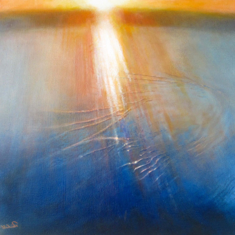 "l'origine du monde I <span class=""sizes"">20x20 oil on canvas</span><span class=""sold"">•</span>"