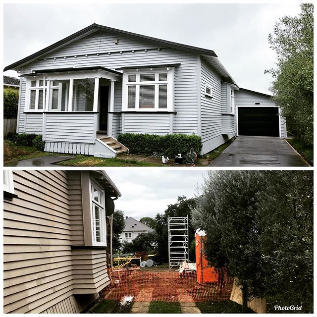Complete transformation of this villa in Pt Chev!  Our amazing clients have been bold with interior styling and the end result looks fantastic - detailed photos to come 🙌