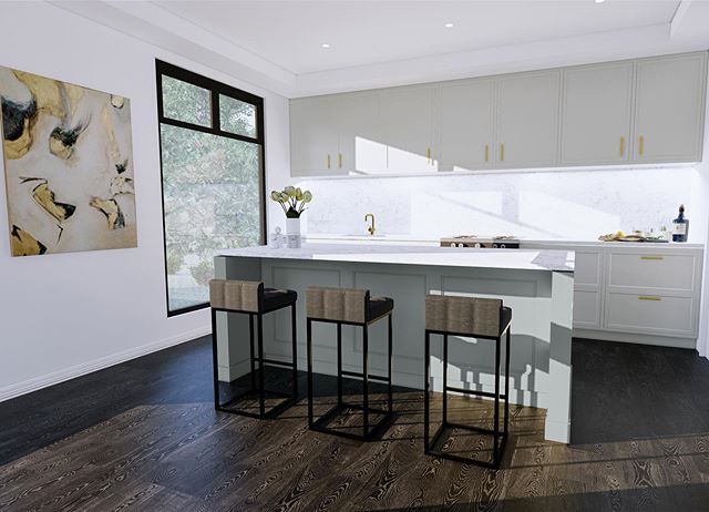The interiors for the Admiral House will be special.  Brass tap ware, Hampton style cabinetry with stone bench tops will create a beautiful timeless look. 🥂🍸🍾