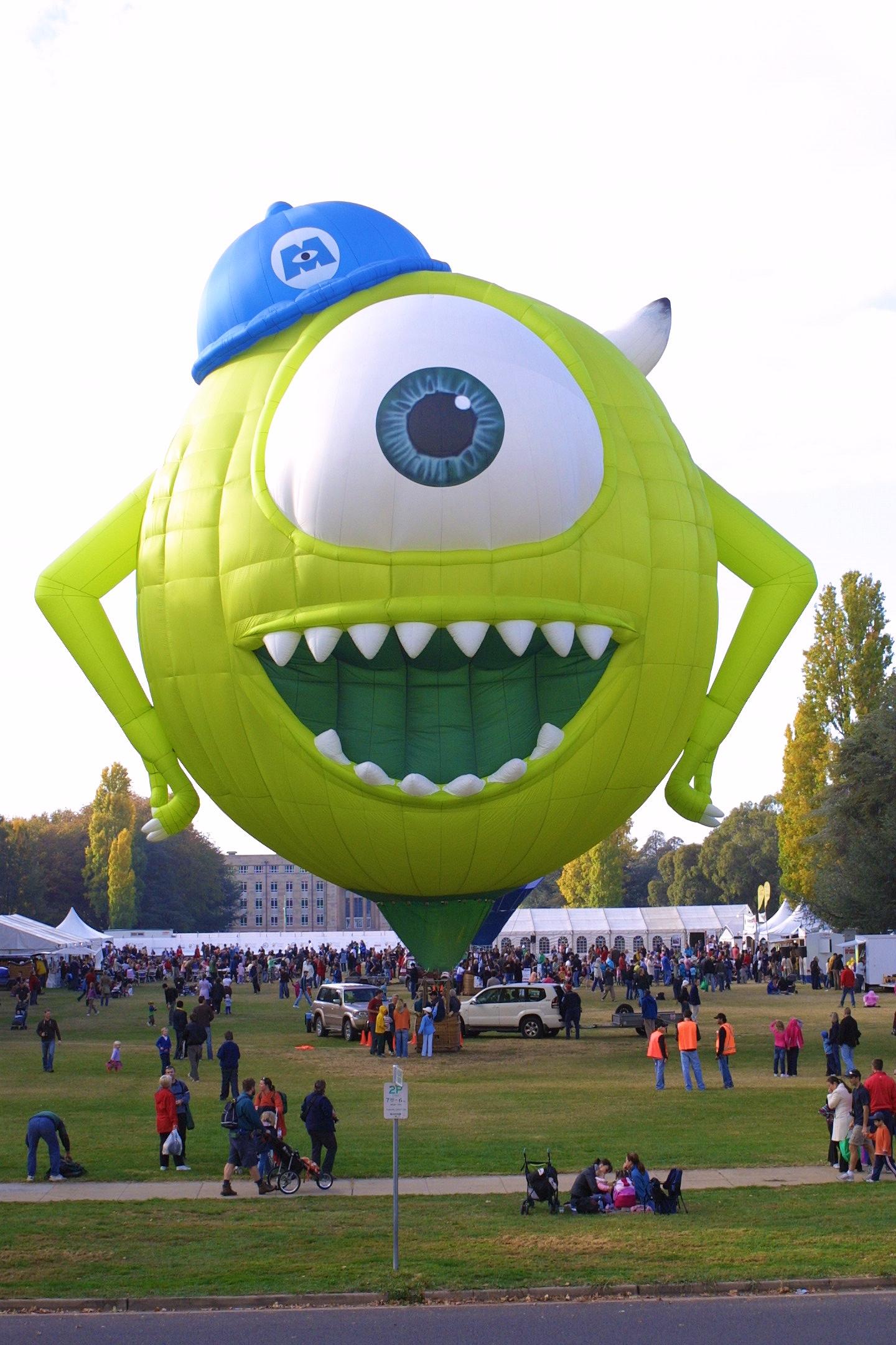 Mikey hot air balloon at festival.jpeg