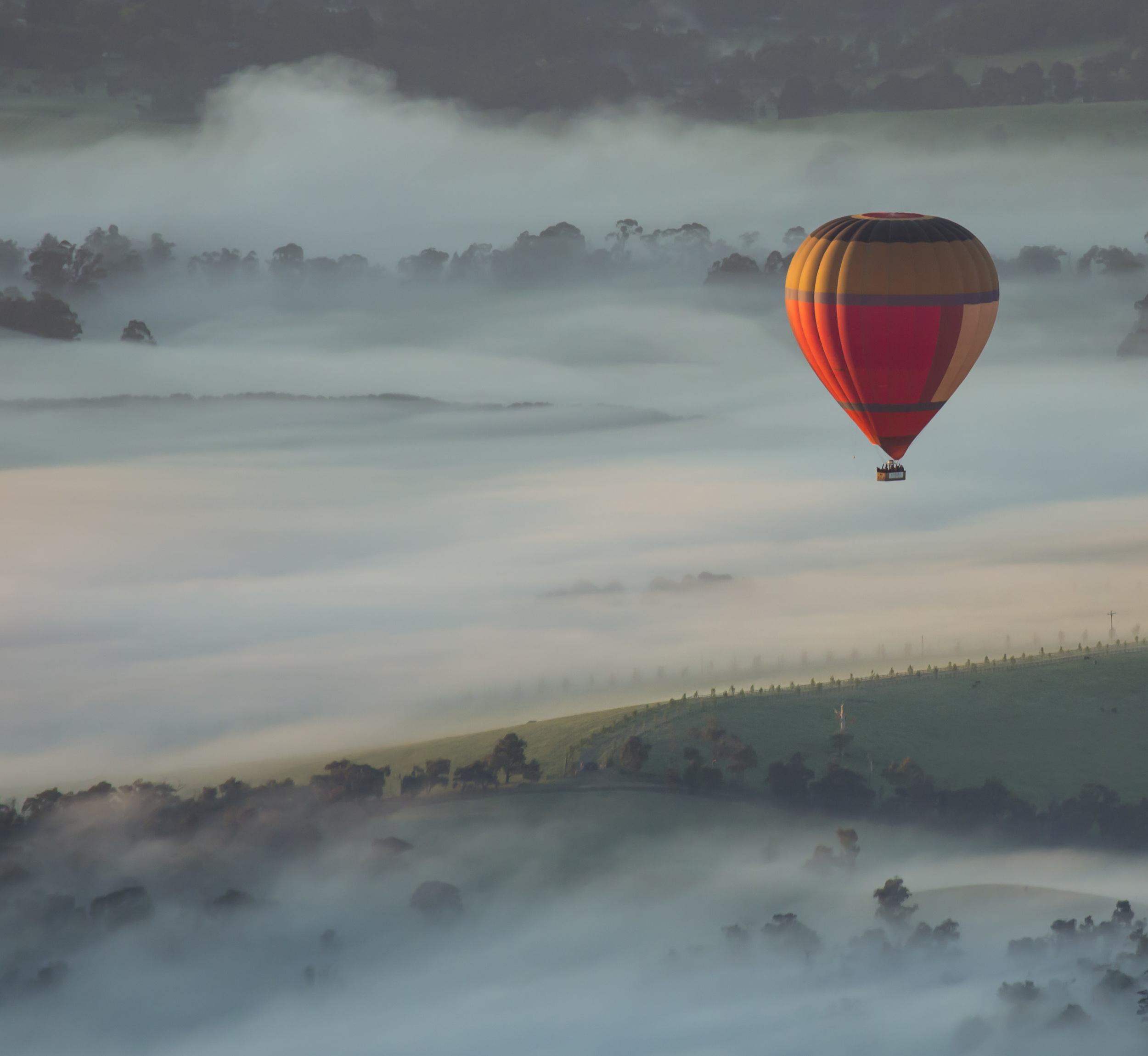 More information about flights over the Yarra Valley......