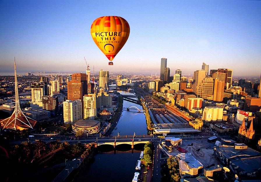 More information about flights over Melbourne.......