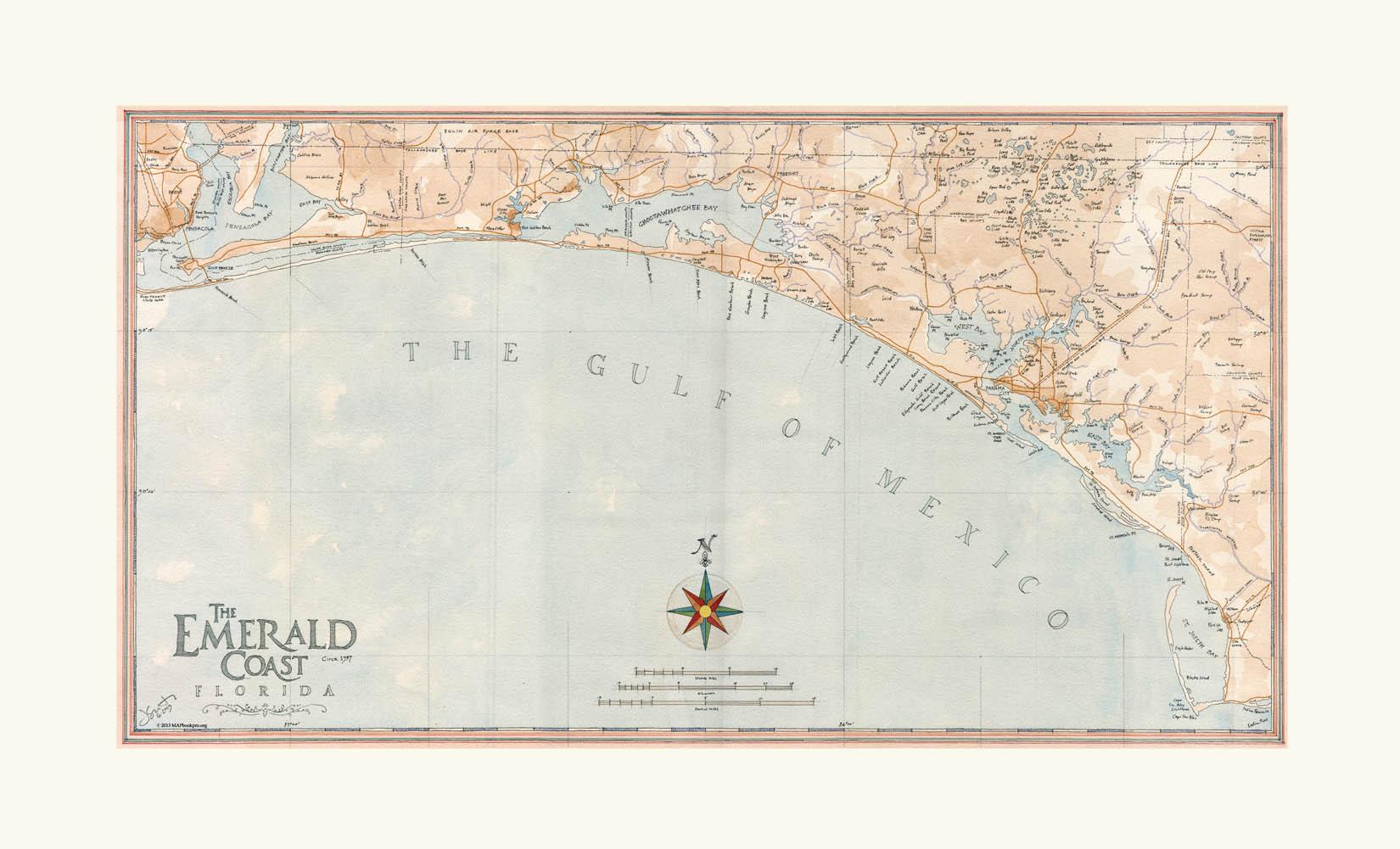 Floridas's Emerald Coast