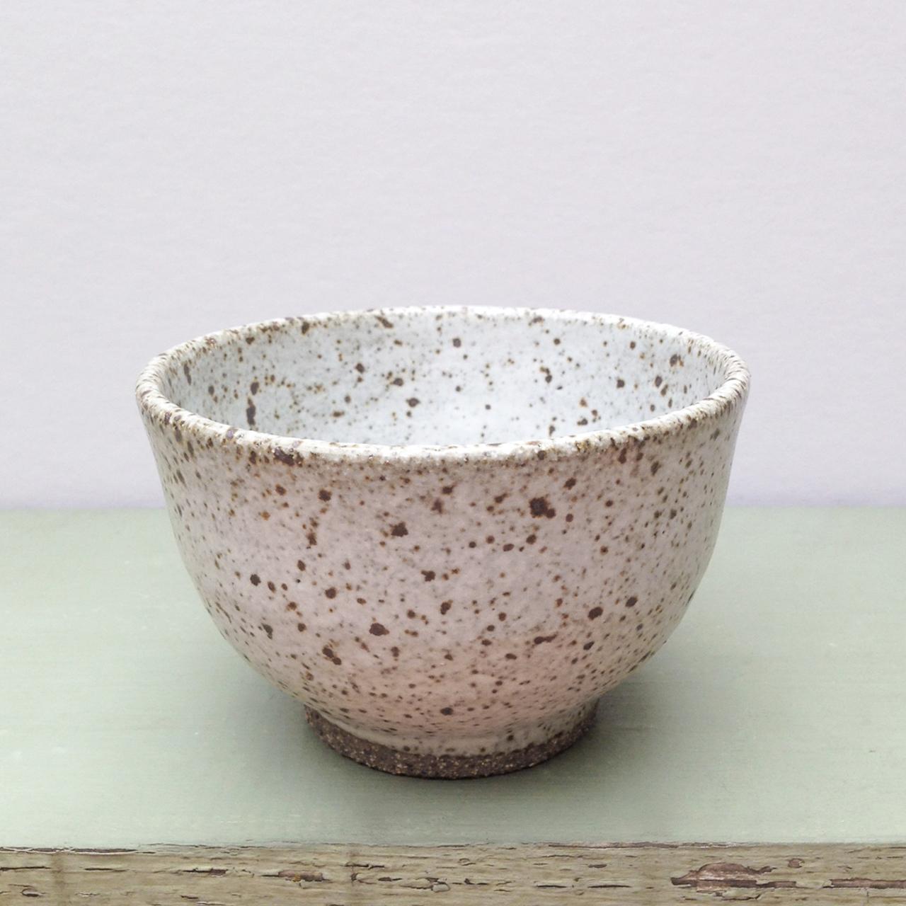 lisa peri handmade stoneware bowl falling for florin