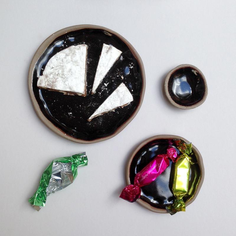lisa peri handmade stoneware dishes falling for florin