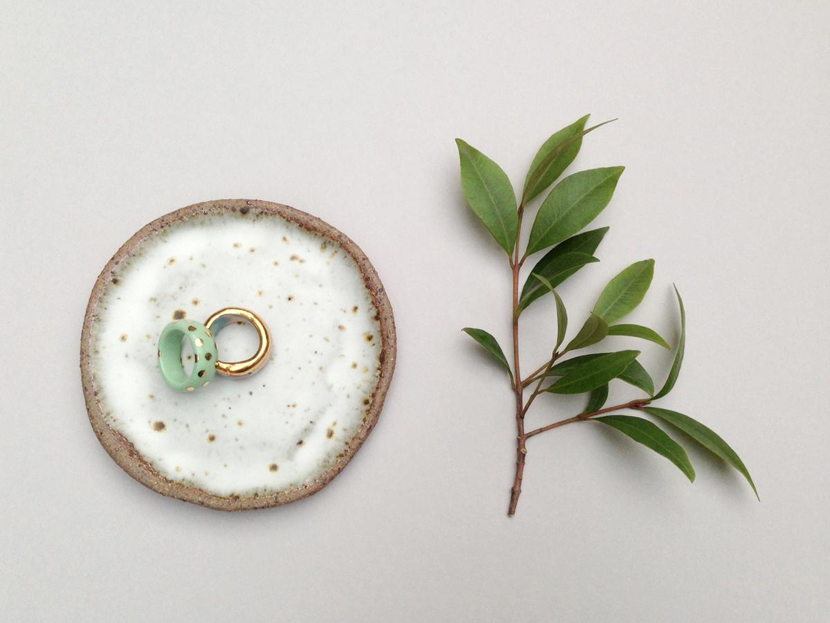 lisa peri handmade stoneware ceramics falling for florin