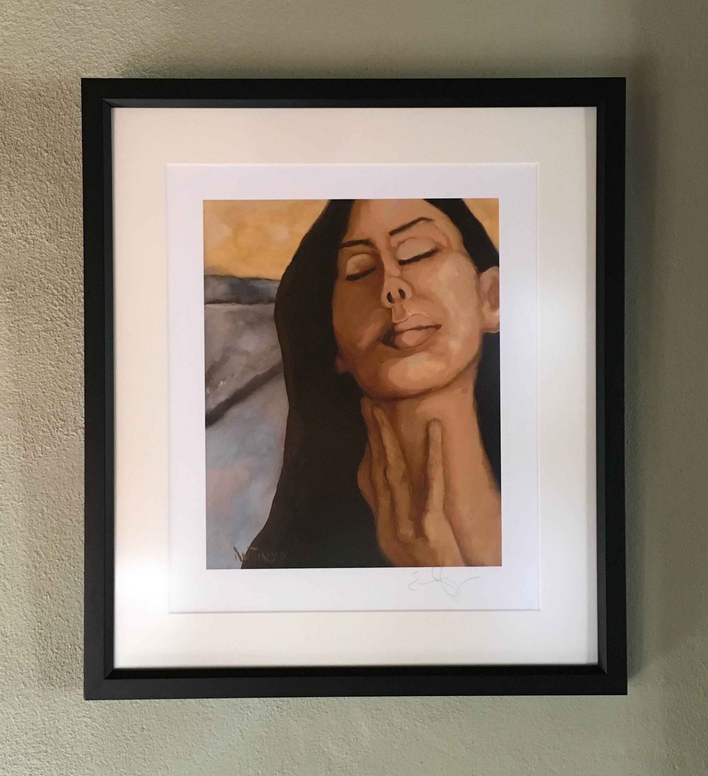 eric anfinson portrait oil painter key west