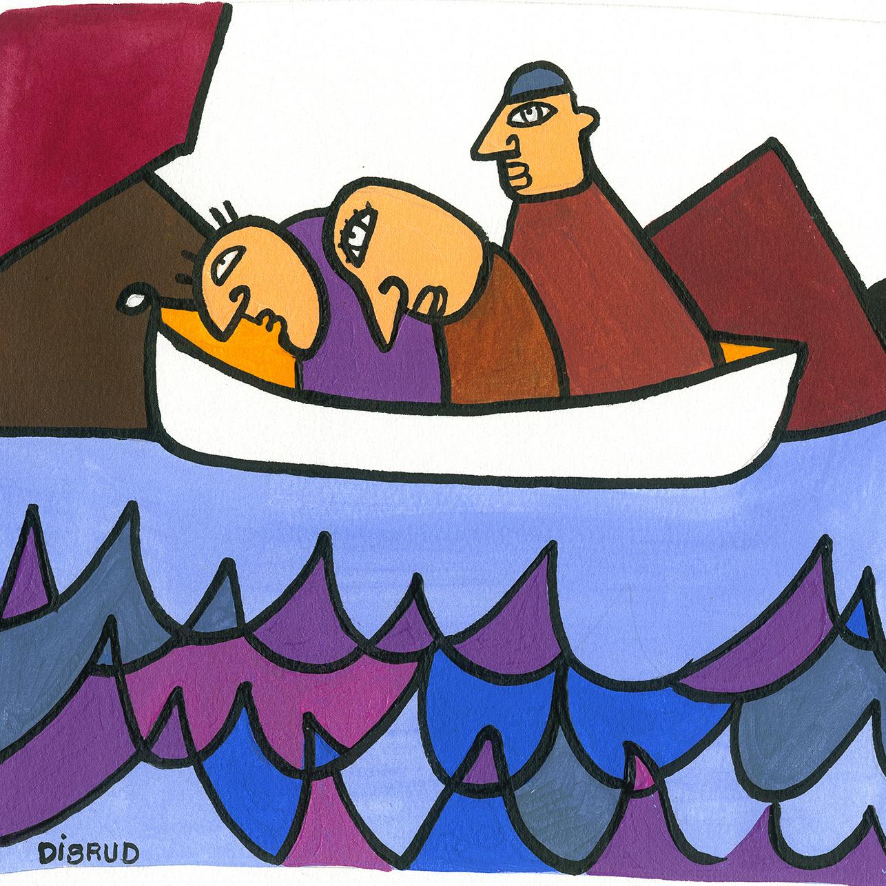 carrie disrud - paintings