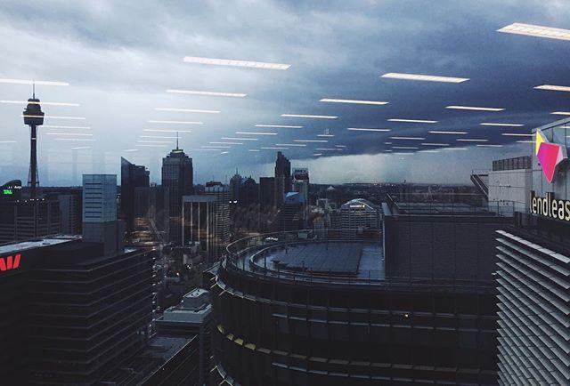 This mornings venue was pretty incredible. 👌🏼 • • @sparkfestivalau @startupdaily @ga_sydney @barangaroosydney