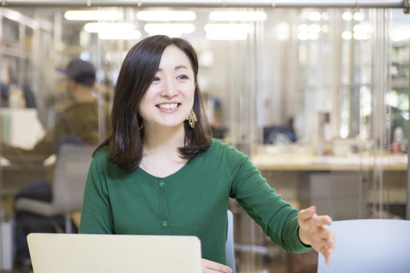 Saki Igawa, Japan Business Operations Manager