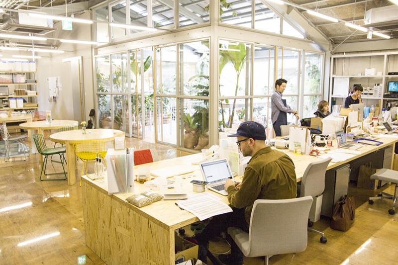 Main office in Kiyosumi
