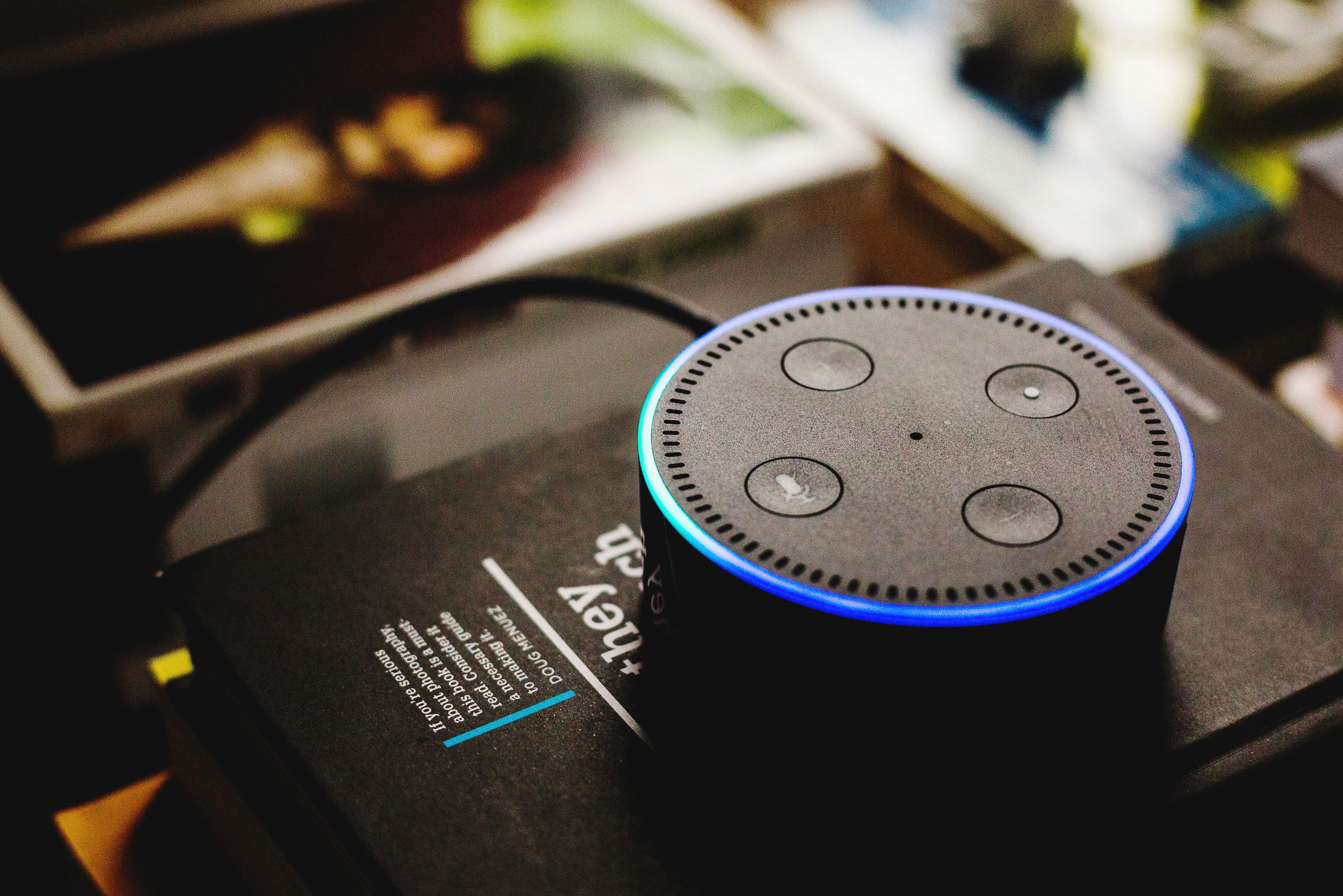 Voice assistants like Amazon Alexa can streamline the purchases
