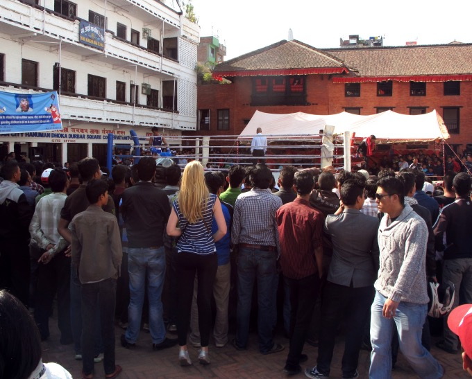 Kat_Boxing match_Im in crowd.JPG