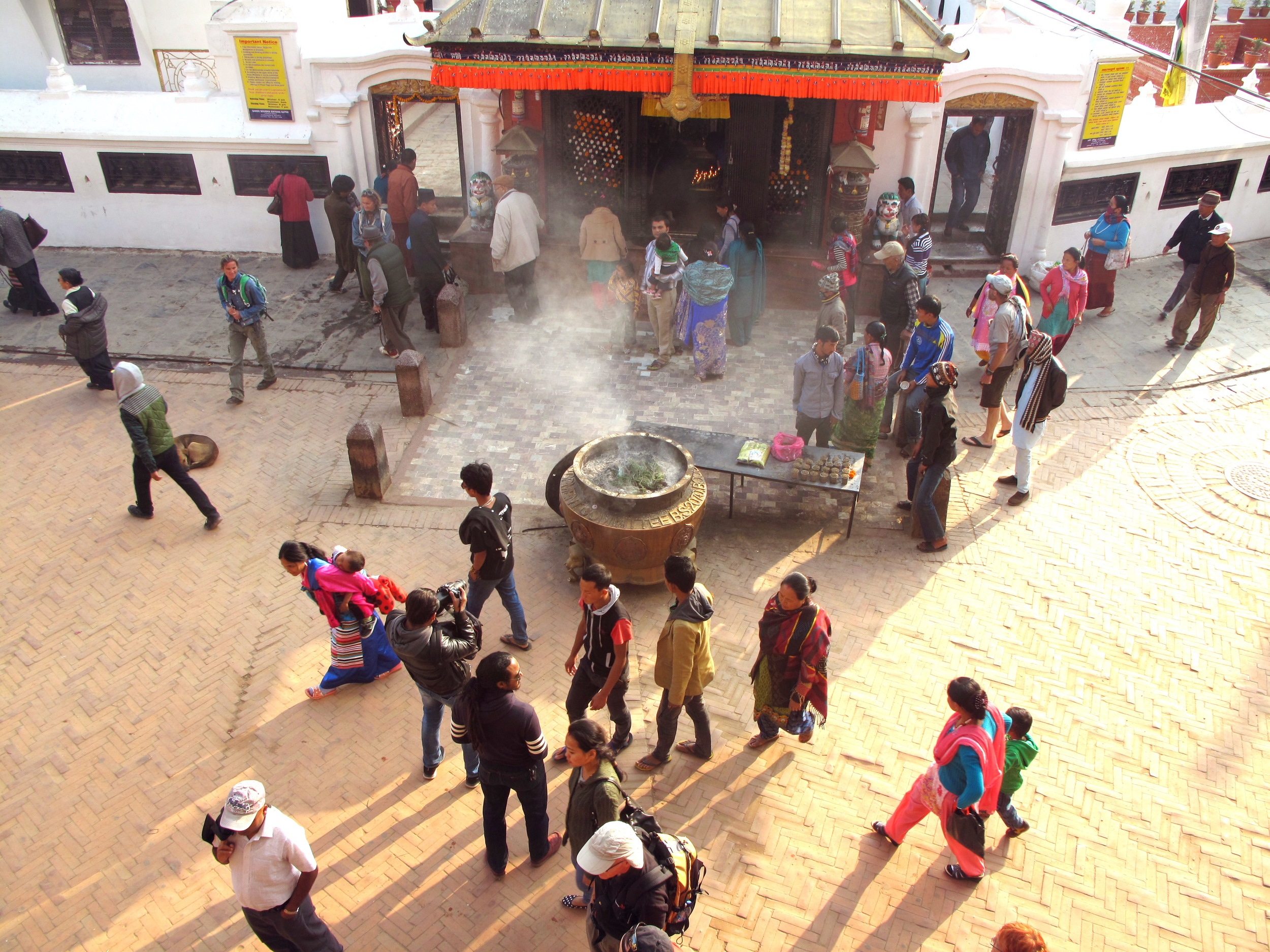 Kat_Bouddhanath stuppa_people below temple.jpg