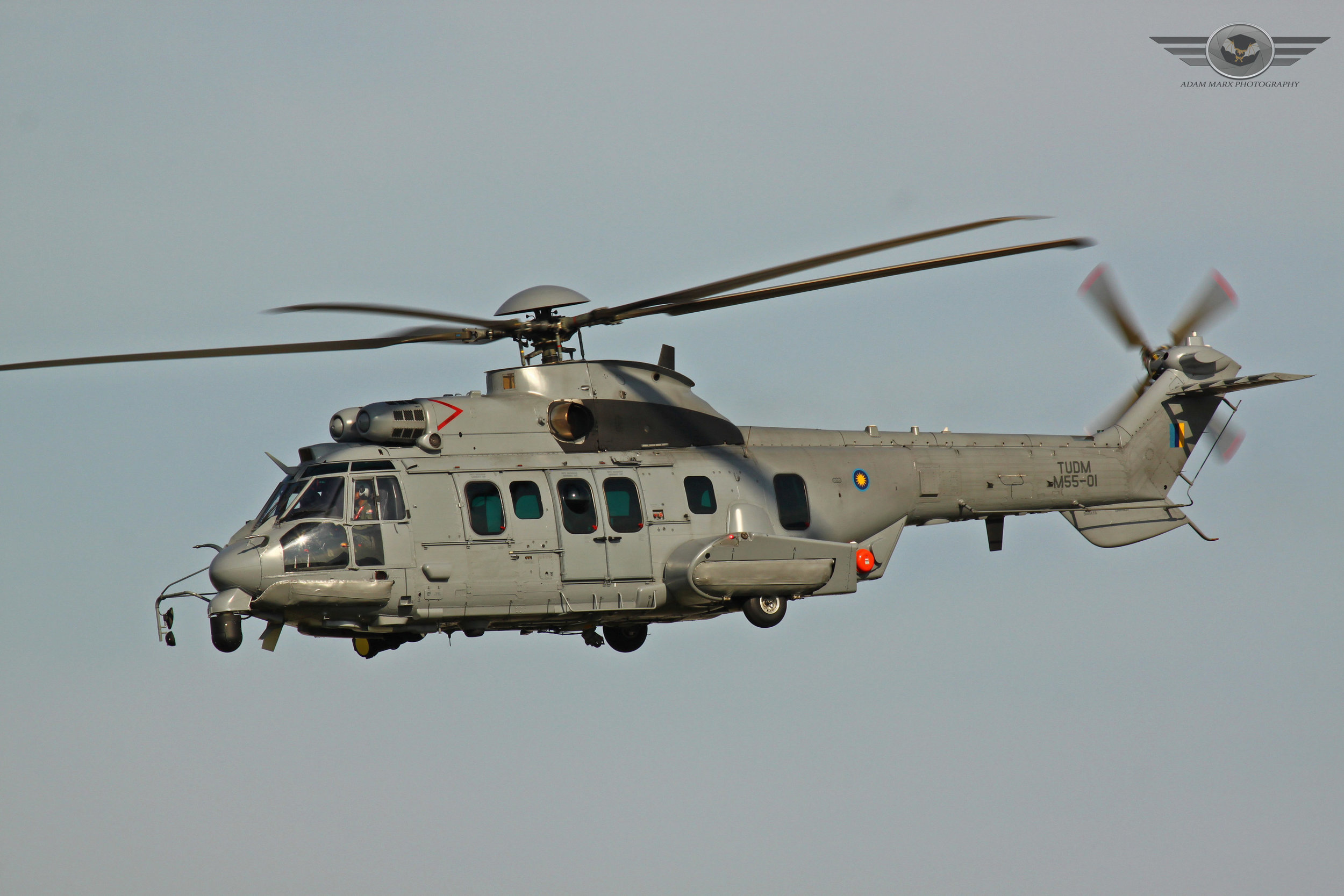 Newest helicopter in the Malaysian inventory, the EC725 will replace the S-61.