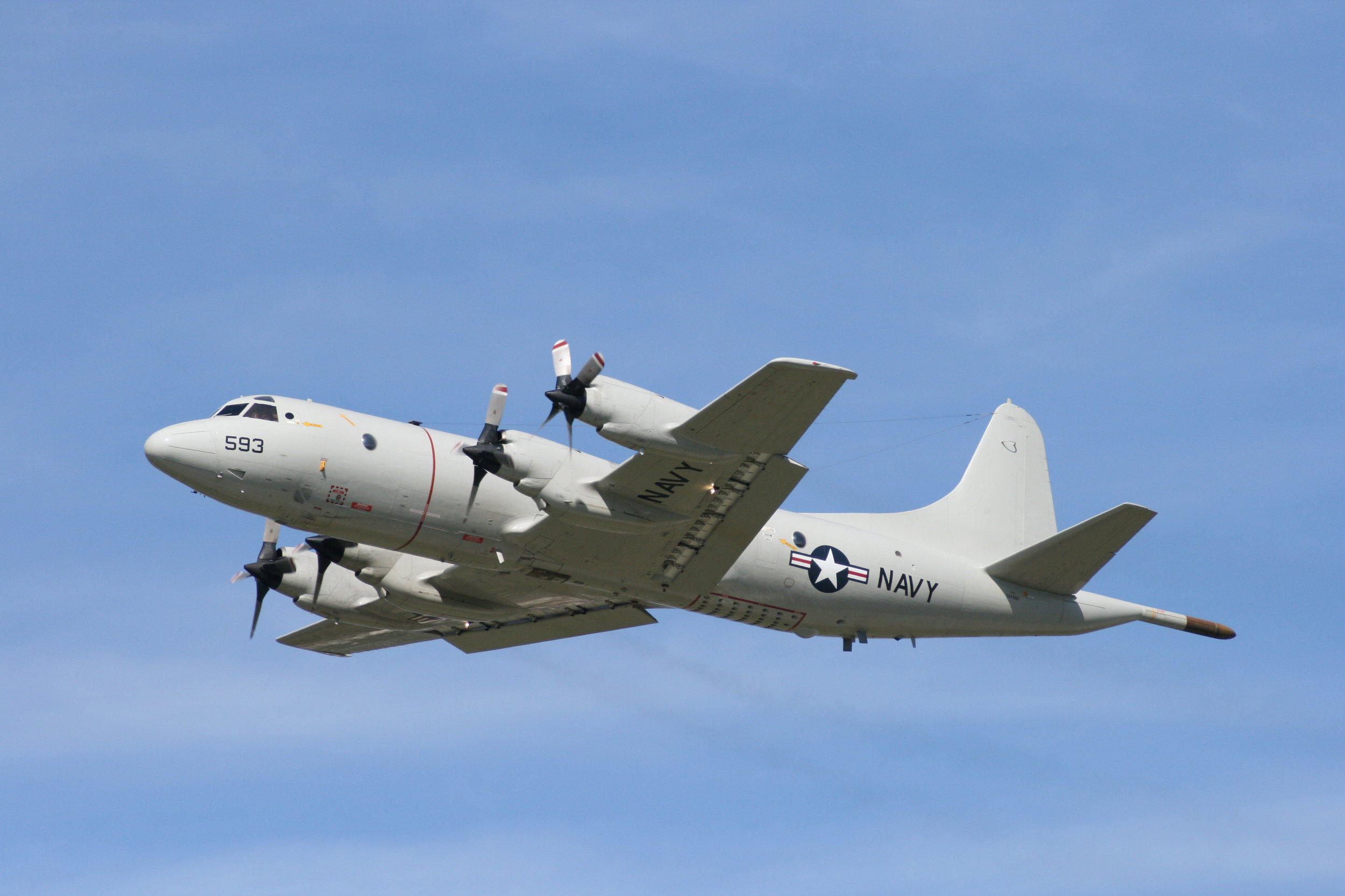 P-3 Orion of the USN