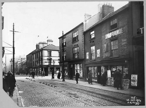 Belfast, 1914