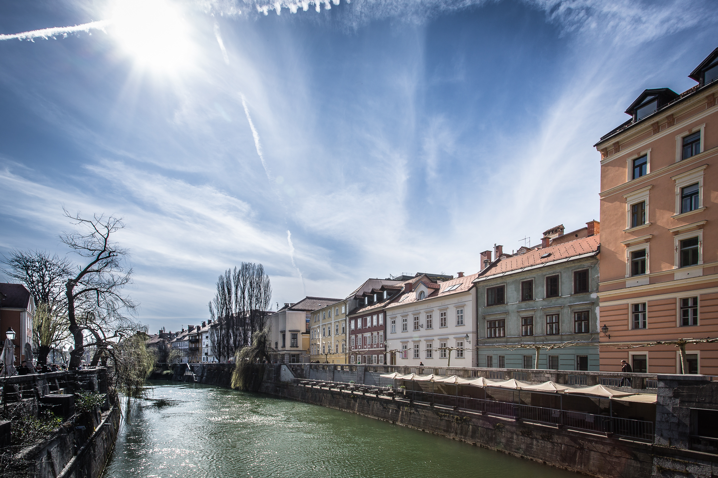 Ljubljana ( Photo  by  Roberto Taddeo ,  CC2.0 )