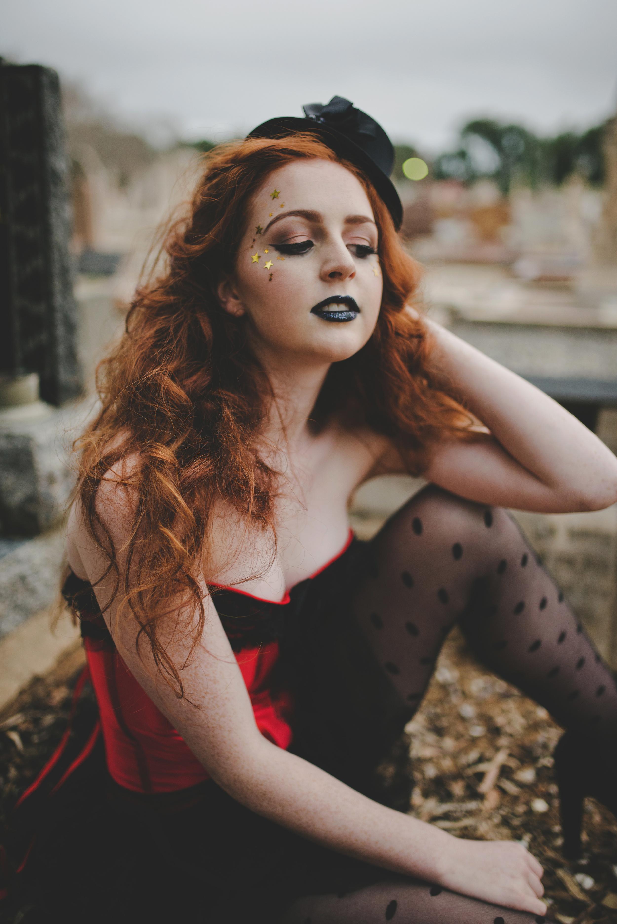 Model: Lauren Bird  MUA: Annie Dinh