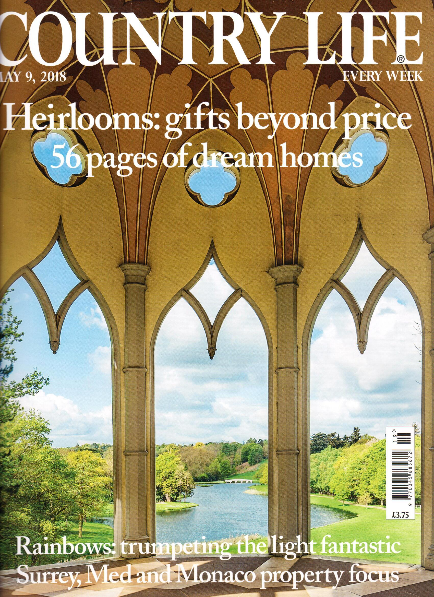 COUNTRY LIFE HEIRLOOMS ISSUE