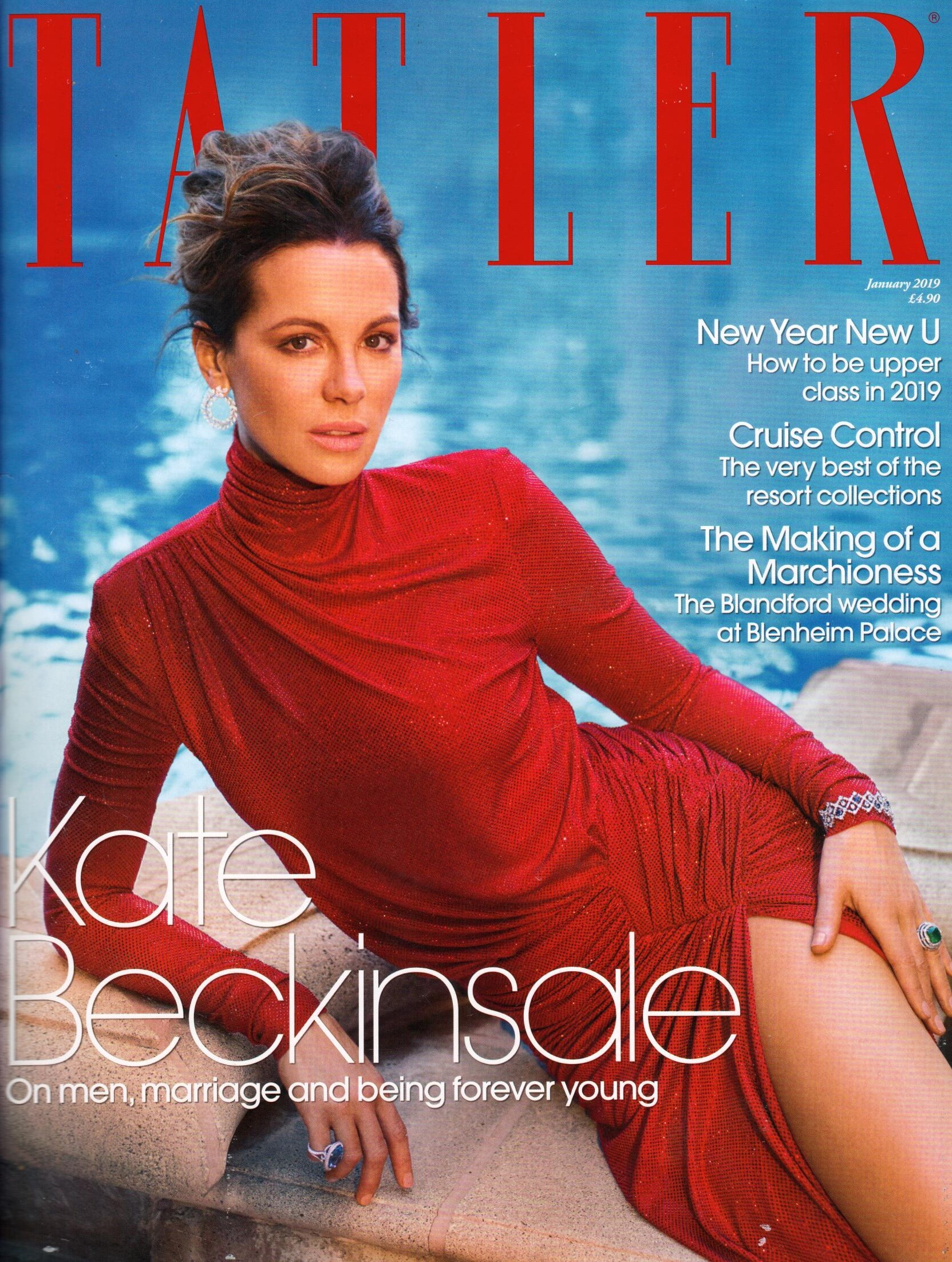 TATLER JANUARY 2019
