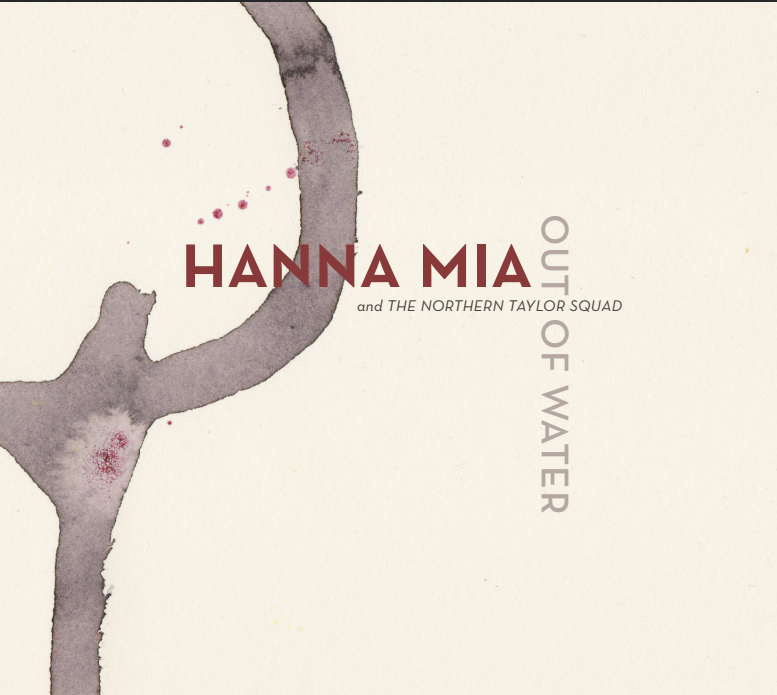 2014: Out of water. Hanna Mia and The Northern Taylor Squad.   Arranged, produced, conducted and mixed by Viktor Árnason.