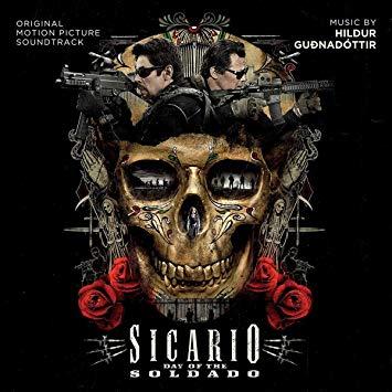 2018: Sicario: Day of the Soldado .  Orchestrations, conducting, violin and viola for Hildur Guðnadóttir's score.