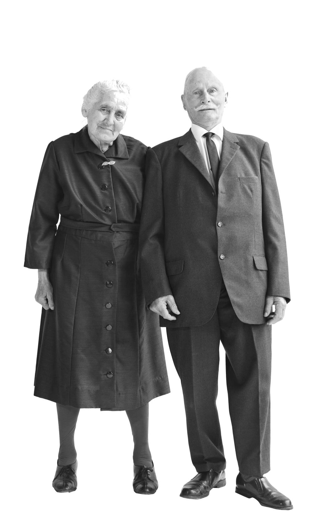 Beate Rose, Landwirtsfrau 79. Landwirt 84, 1971