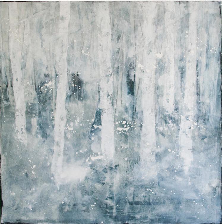 Masaki Hagino, Der Wald in mir VII, 2014
