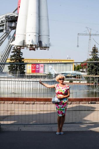 Sandra Ratkovic, Moscow, Russia, 2015