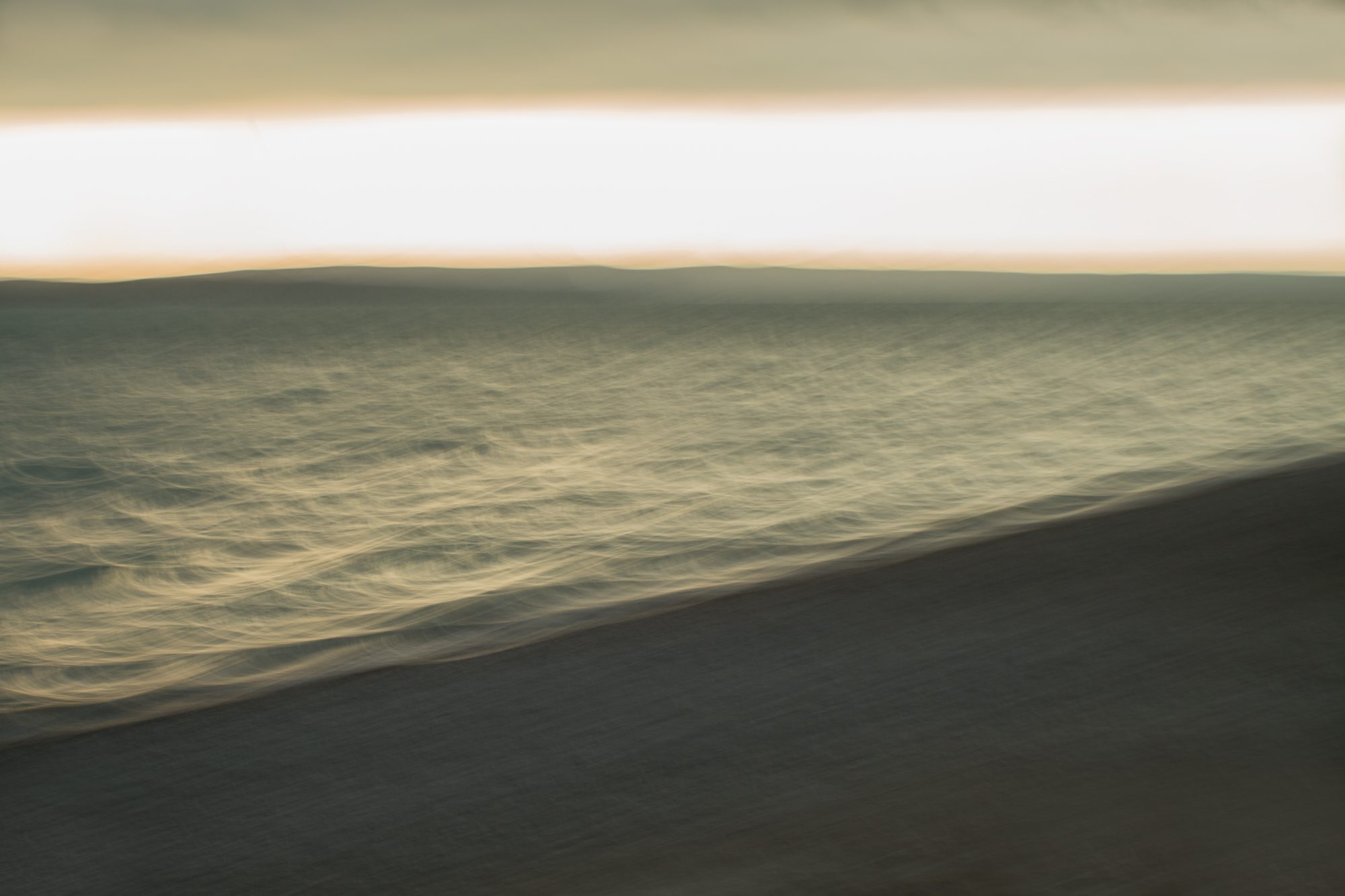 Anatoly Rudakov, After the Storm on Lake Starnberg, 2013