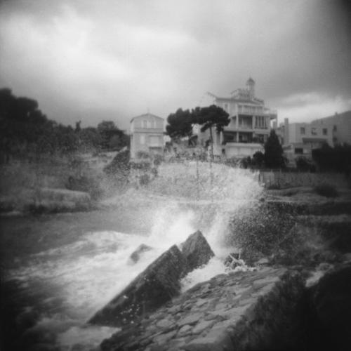 Candido Baldacchino, Splash, 2011