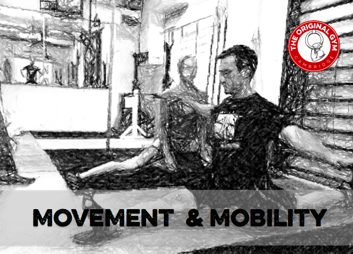 Movement & Mobility - - Friday 6:15 pm (1 hour 15)