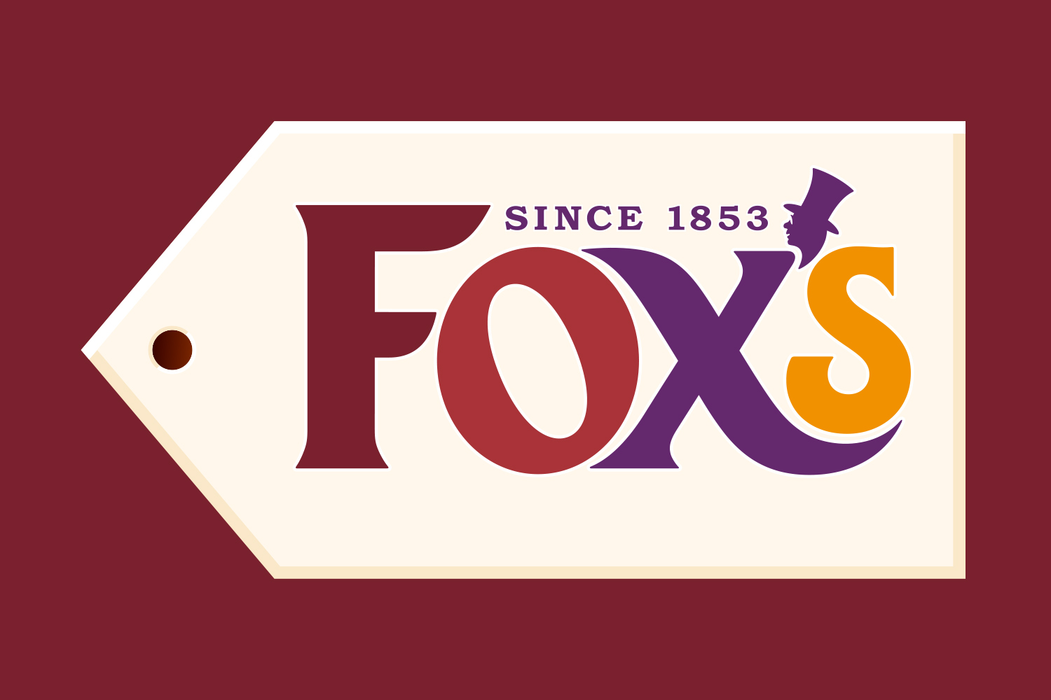 Lettering and Mr. Fox illustration