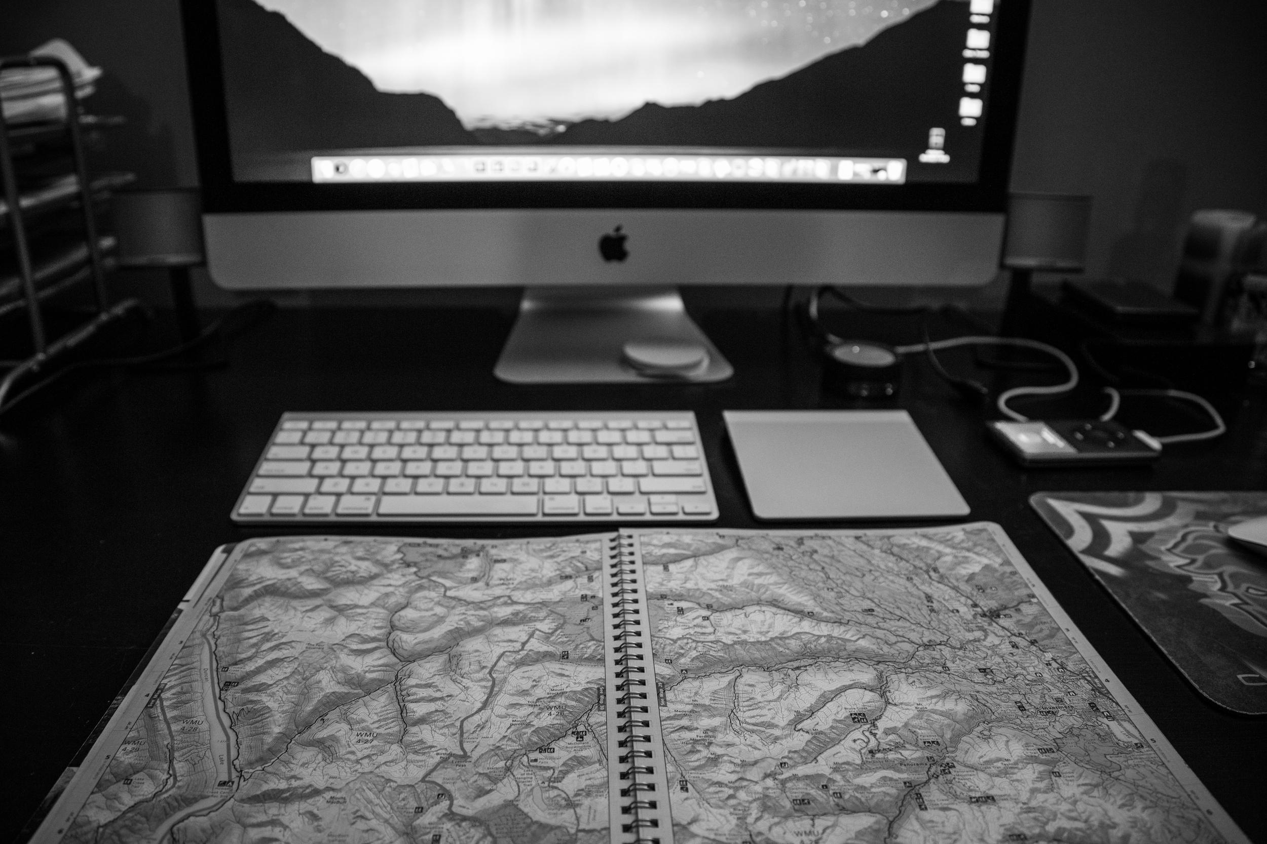 Planning ...