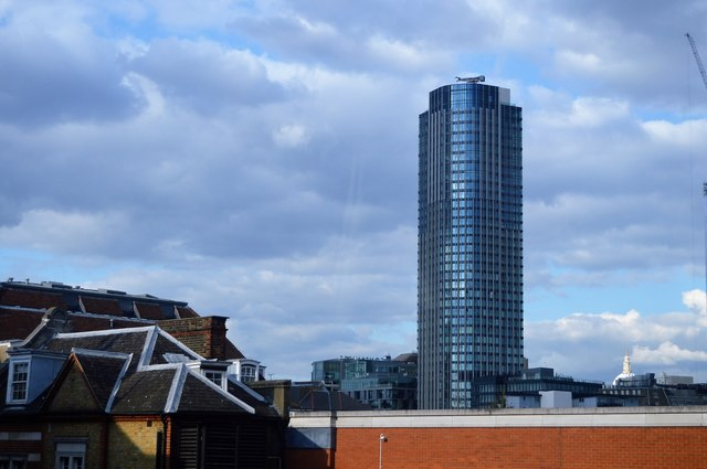 South Bank Tower, London
