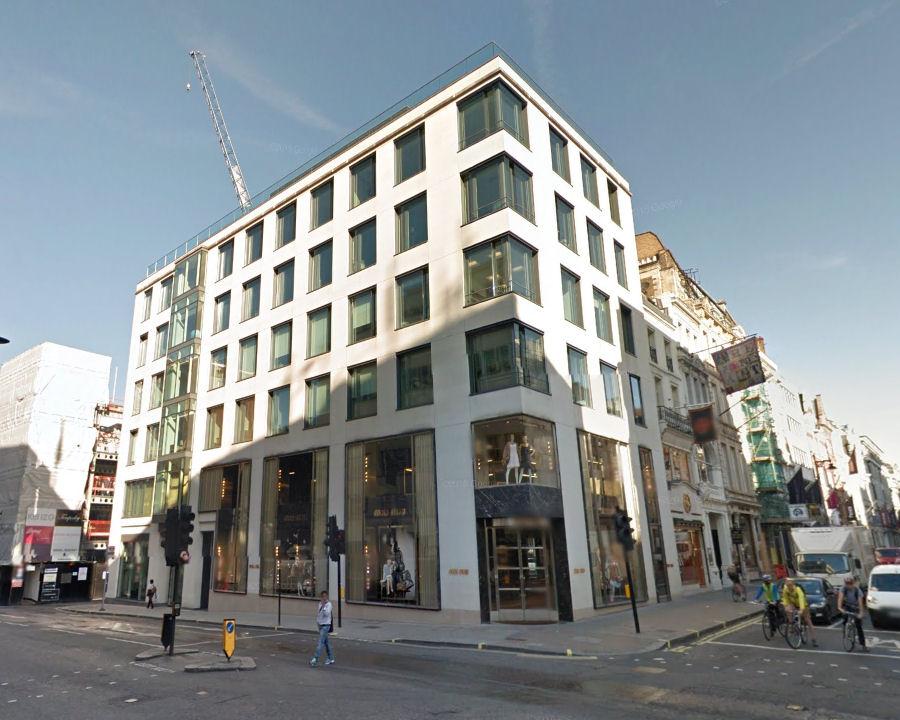 150 New Bond Street, London