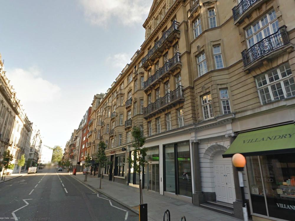 190 Great Portland Street, London