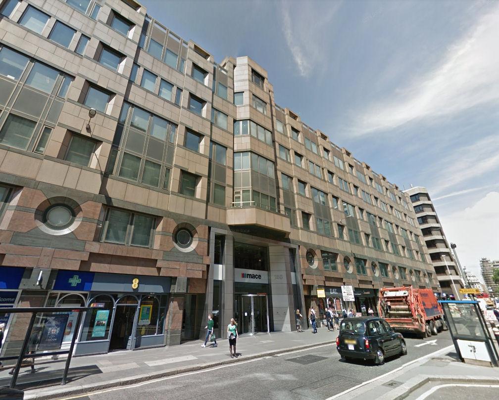155 Moorgate, London