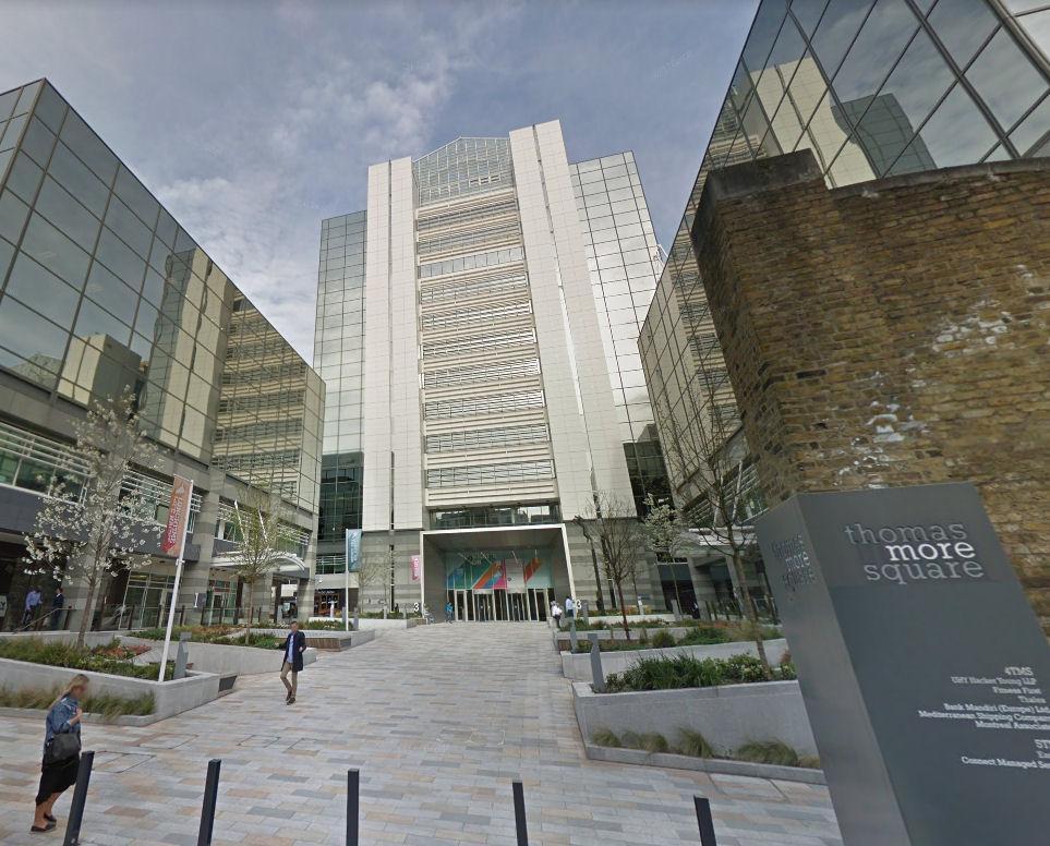 Thomas More Square, London