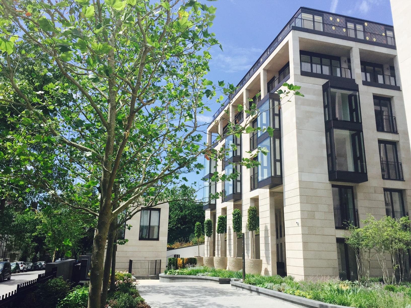 St Edmunds Terrace, London