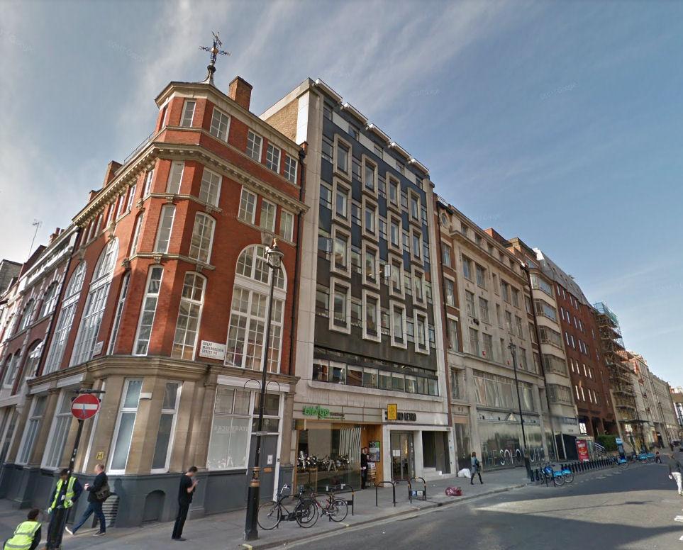 Great Marlborough Street, London