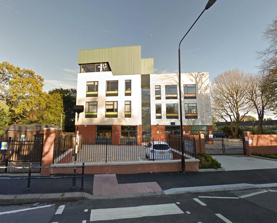 Leytonstone School, London
