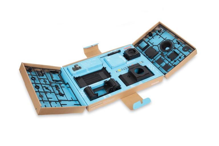 The DIY build kit